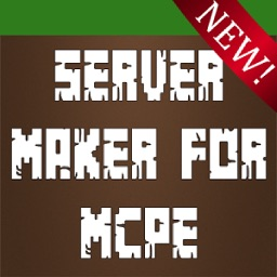 Server Maker - Multiplayer for Minecraft PE (MCPE)