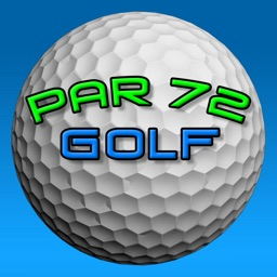 Par 72 Golf Watch