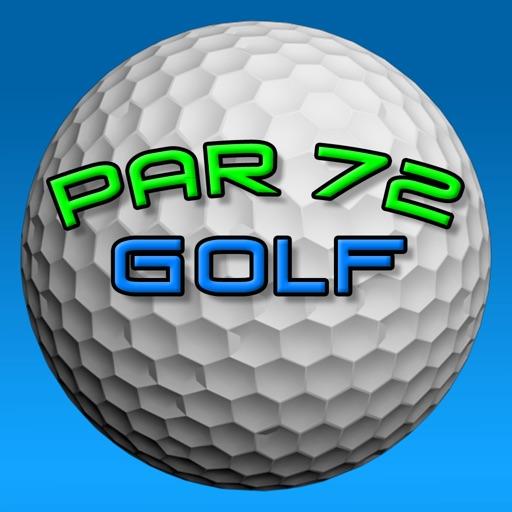 Par 72 Golf Watch
