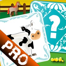 Activities of Farm Animal Pairs Game PRO