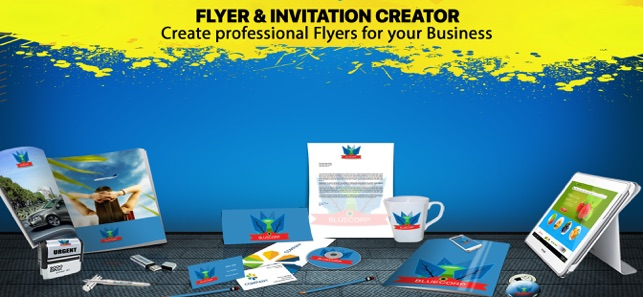 flyer invitation creator on the app store