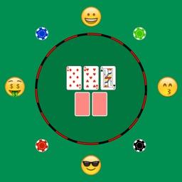 GutShot - iMessage Texas Hold'em