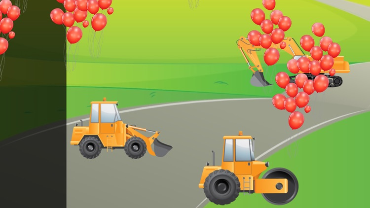 Digger Puzzles for Toddlers screenshot-4