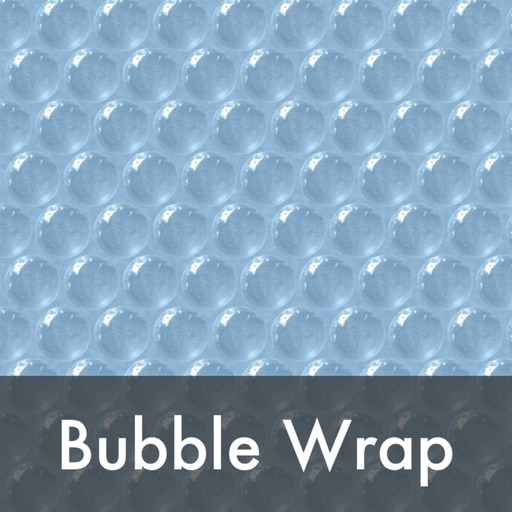 Bubble Wrap - The classic game
