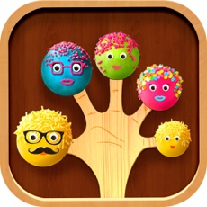 Activities of Cake Pop Finger Family Game