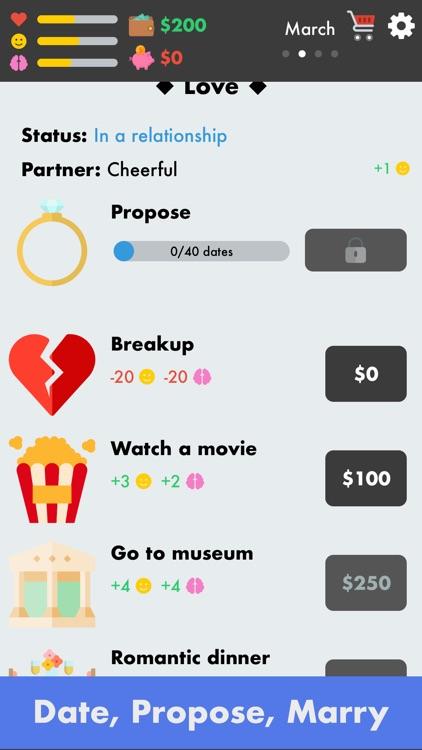 The Life Simulator screenshot-3