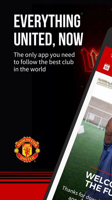 Manchester United Official App-0
