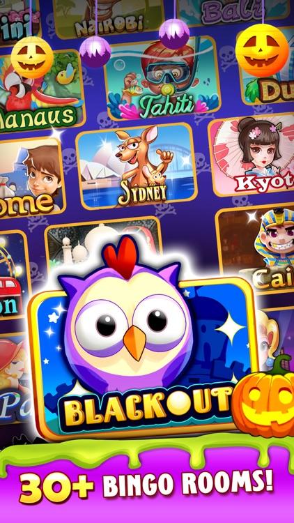 Bingo Holiday: Pop Bingo&Slots