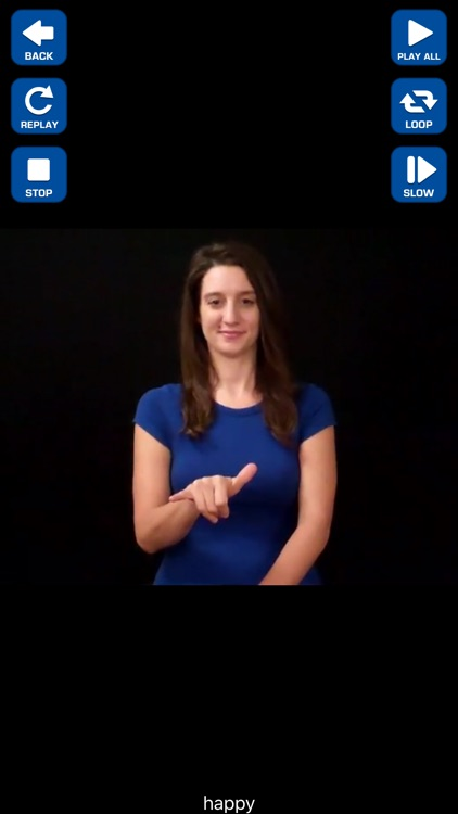 ASL Fingerspell Dictionary screenshot-3