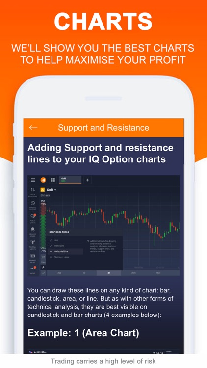 Forex Trading-IQ Option Guide screenshot-3