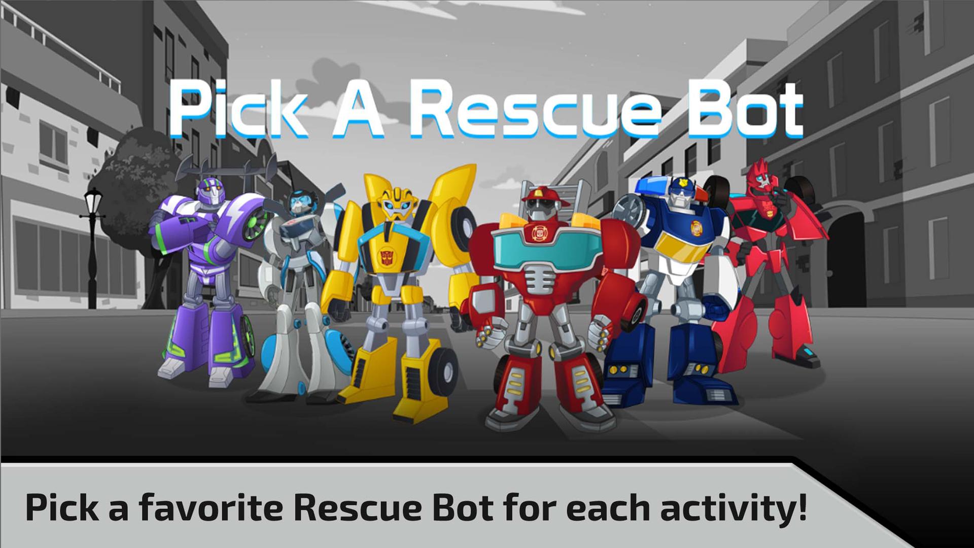 Transformers Rescue Bots screenshot 12