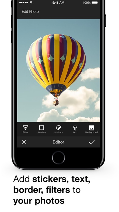 Picy: Easy Photo Editor Studio screenshot 2