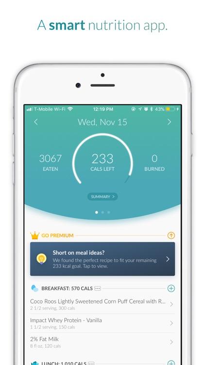 FitGenie - Smart Nutrition App