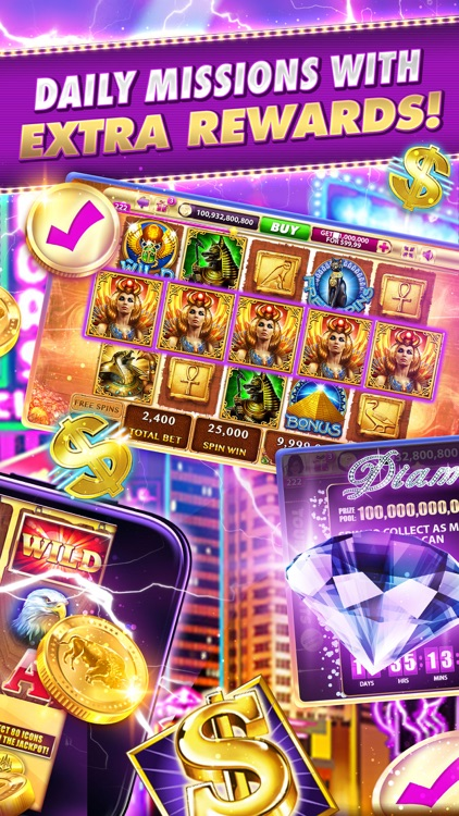 Slots Craze: New Vegas Casino screenshot-3
