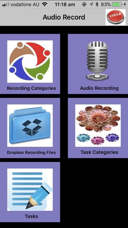 Audio-Record