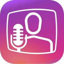 Teleprompter Social Video Maker