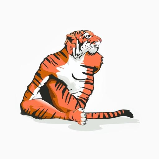 Bengal Tiger Hot Yoga