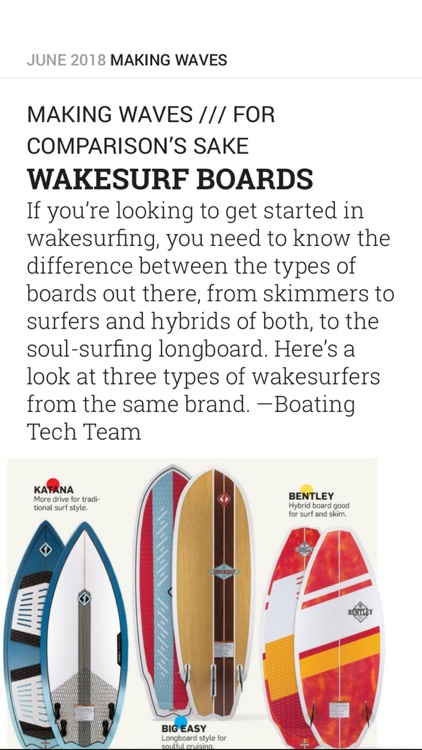 Boating Mag screenshot-4