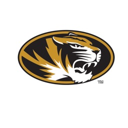 Missouri Tigers Animated+Stickers for iMessage