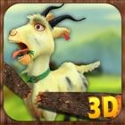 Crazy Goat Attack 3D icon