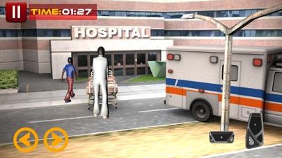 都市救急車運転ゲーム2017:緊急レースのおすすめ画像2