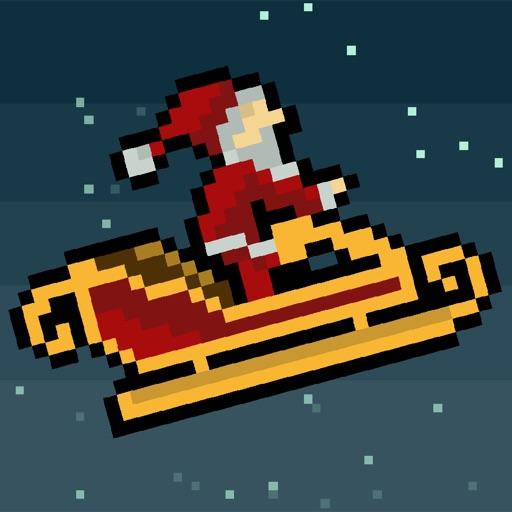 Droppin' Santa: save Xmas