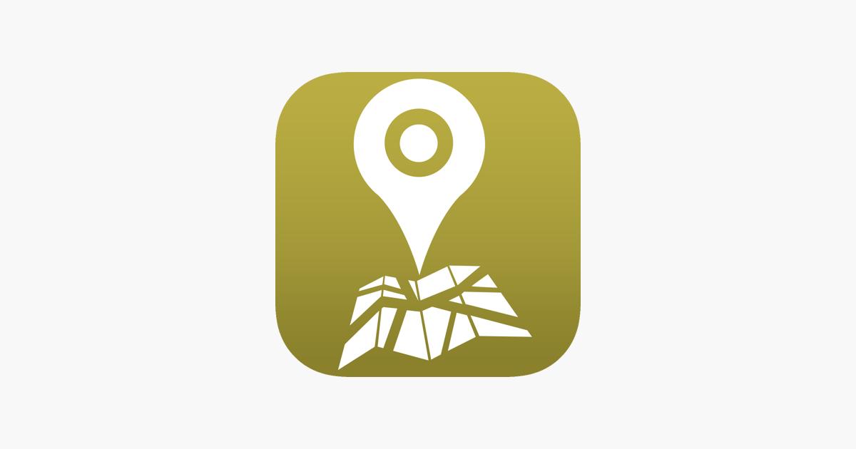 Huntersmapp im app store