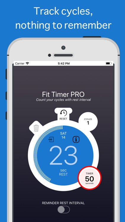 Fit Timer PRO screenshot-2