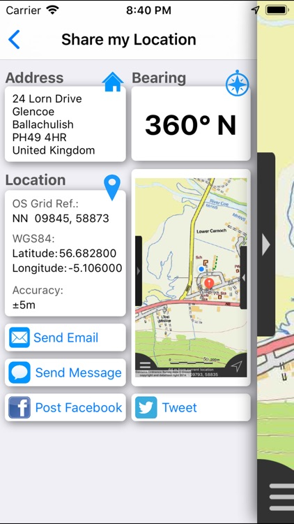 Ben Nevis & Glen Coe Maps screenshot-7