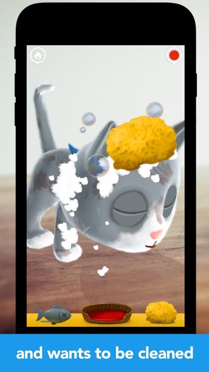 Fiete Cats AR screenshot-3
