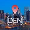 Denver Offline Map & Guide
