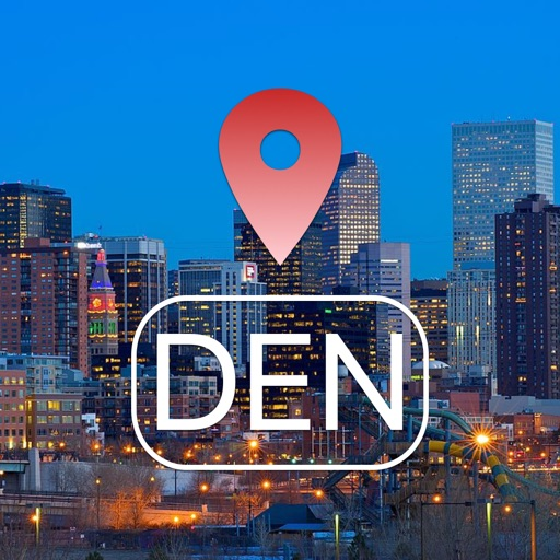 Denver Offline Map & Guide