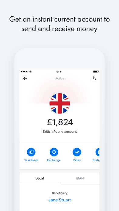 Screenshot for Revolut - Beyond Banking in Thailand App Store
