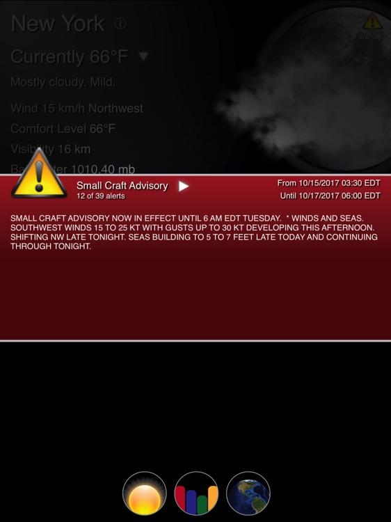 Fizz Weather HD screenshot-4