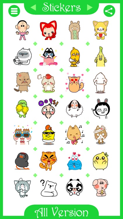 Stickers for WhatsApp ^^ screenshot-0
