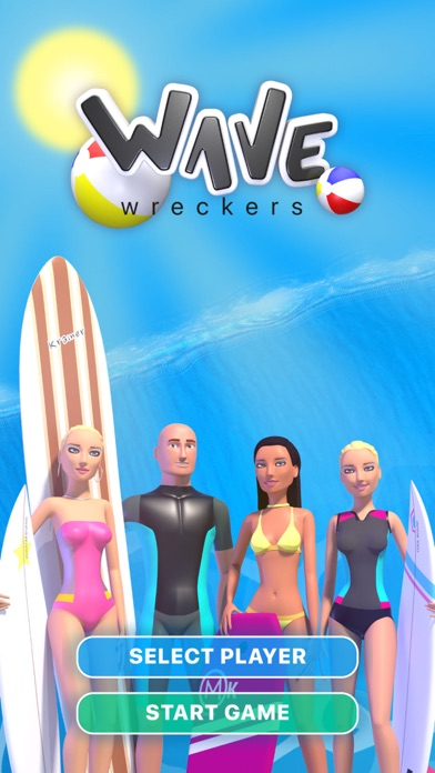 WaveWreckers screenshot one