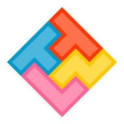 Block Tangram Puzzle