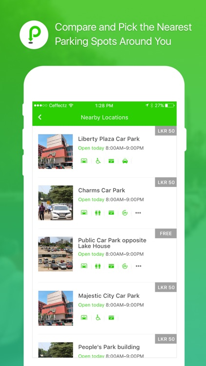 ParkMeApp (Sri Lanka)