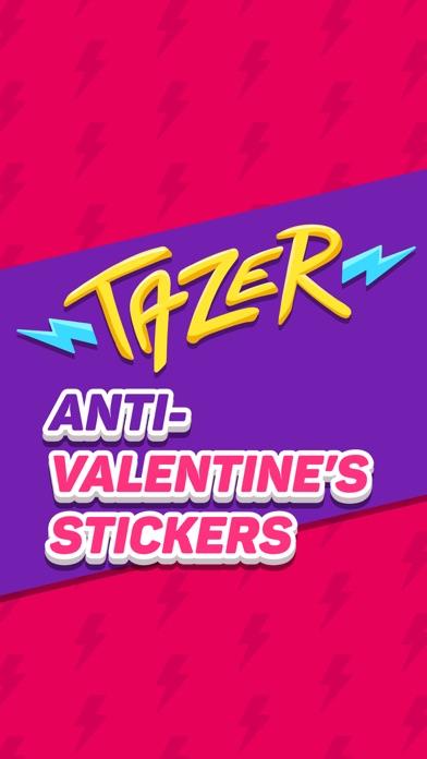 Love Hate Valentine's Stickerのスクリーンショット5