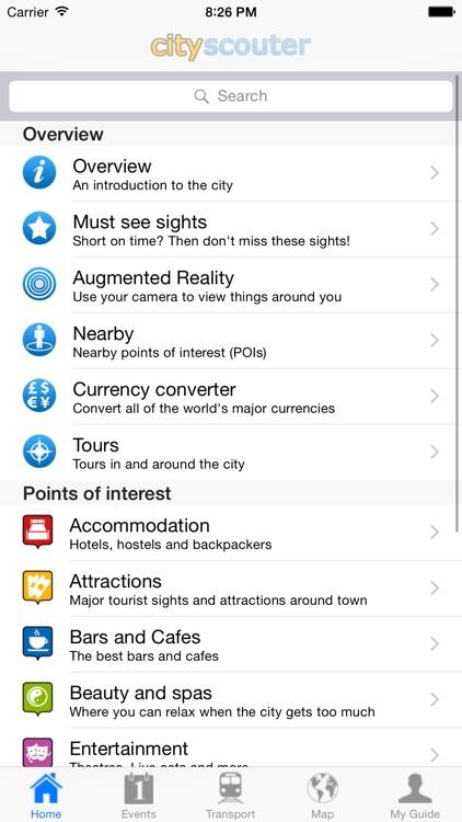 Toronto Travel Guide Offline