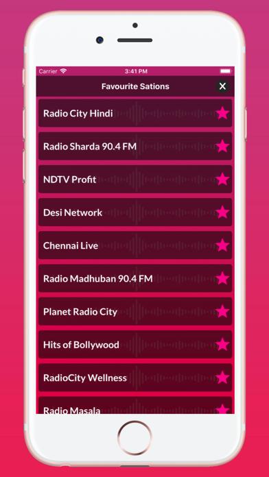 All India Radio FM Stations screenshot three