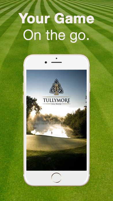 Tullymore Golf Club & Resort screenshot 1