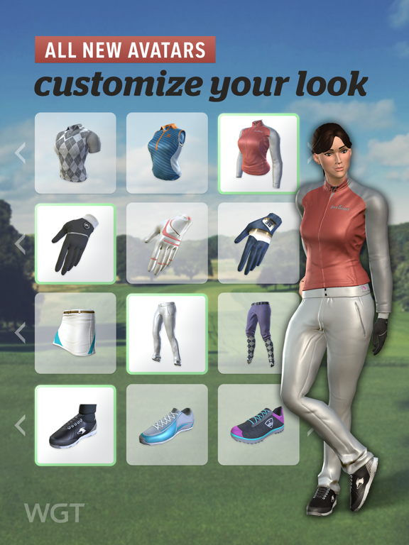 WGT Golf Game by Topgolf Screenshots