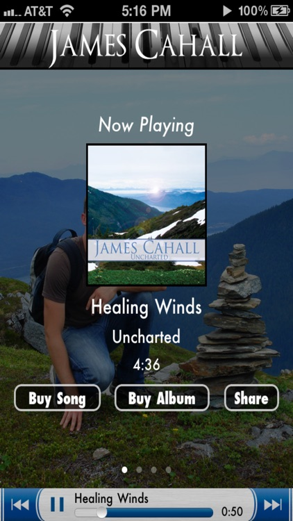 James Cahall - New Age Piano