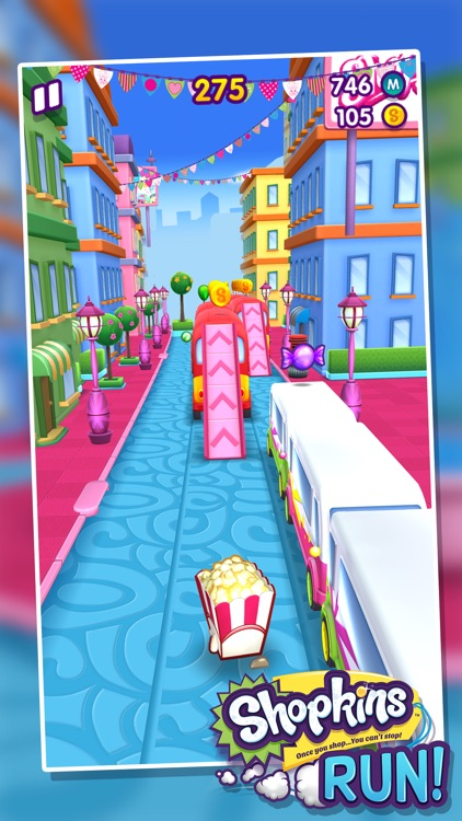 Shopkins Run! screenshot-4