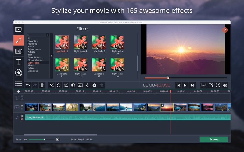 movavi video editor 14 crack free plus activation key