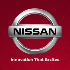 Nissan Oman in de App Store