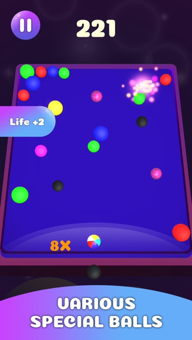 Merge Ball By Color screenshot 3