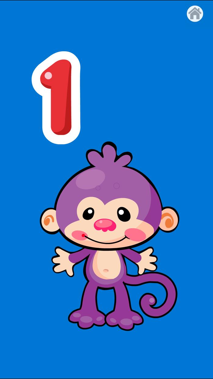 Laugh & Learn™ Learning Letters Monkey App Screenshot