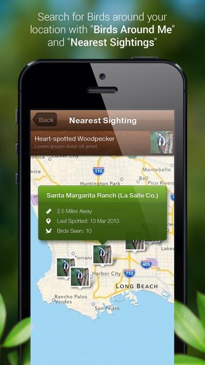 Bird Songs - Bird Call & Guide screenshot-3